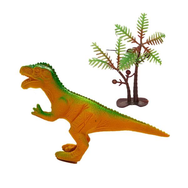 مجسمه اسباب بازی  دایناسور