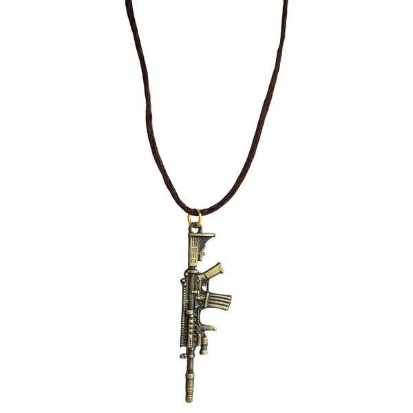 گردنبند طرح  اسلحه  آرنولد