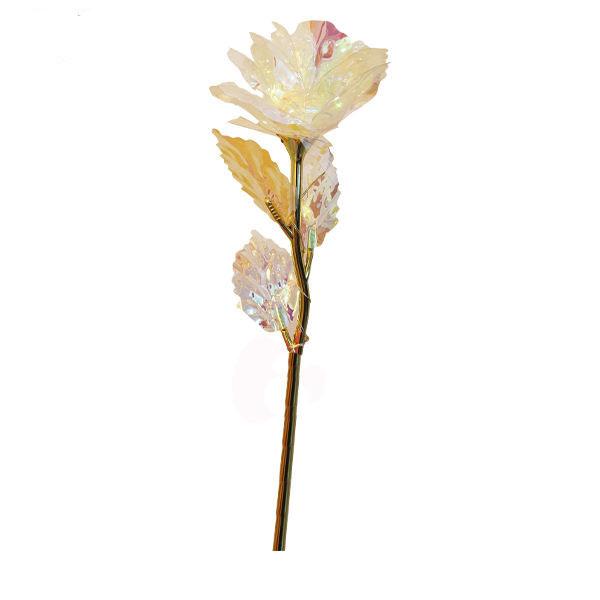گل مصنوعی مدل ضربه ای  طلایی