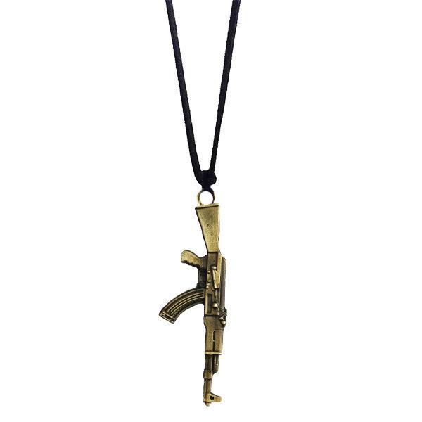 گردنبند مدل اسلحه