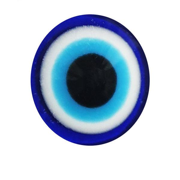 نگین دستبند طرح چشم و نظر کد 23