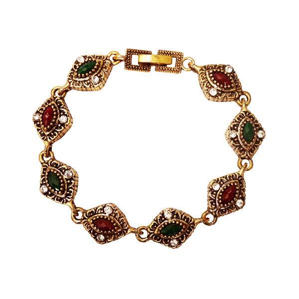 دستبند زنانه مدل سنتی کد DZ 116