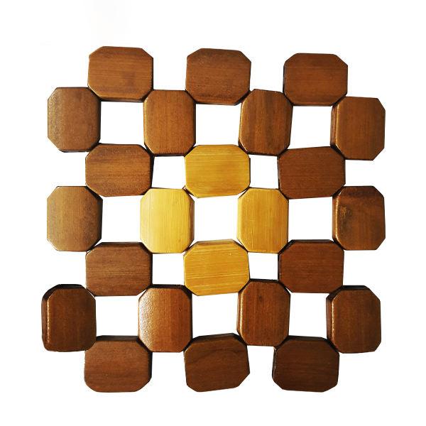 زیرقابلمه ای مدل شطرنجی کد 123