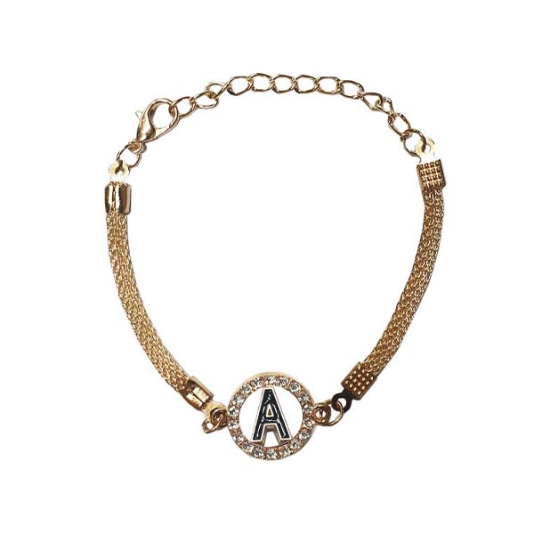 دستبند دخترانه مدل A کد 05