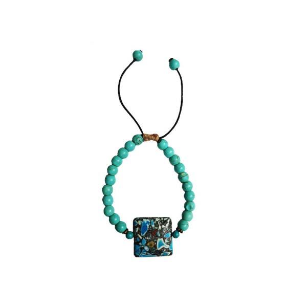 دستبند دخترانه کد 123