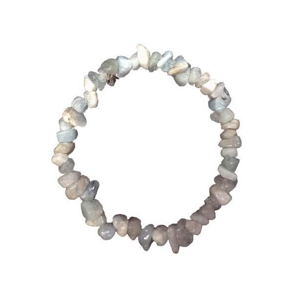 دستبند دخترانه مدل سنگ