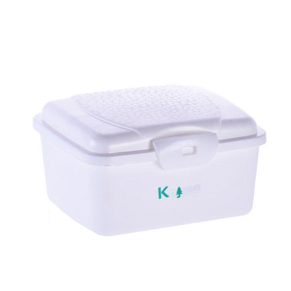 ظرف نگهدارنده کاجین مدل صندوقی